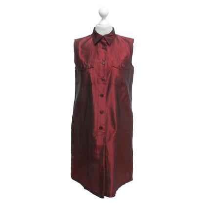 Max Mara Abito camicia-camicia di seta