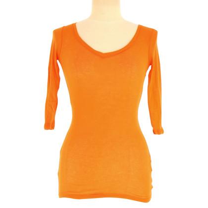 American Vintage Shirt in Orange