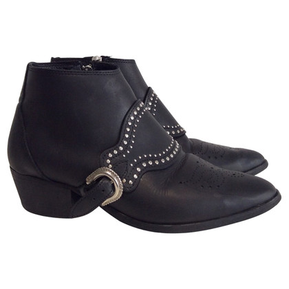 Claudie Pierlot Boots with studs