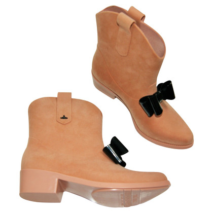 Vivienne Westwood Ankle boots with loop application