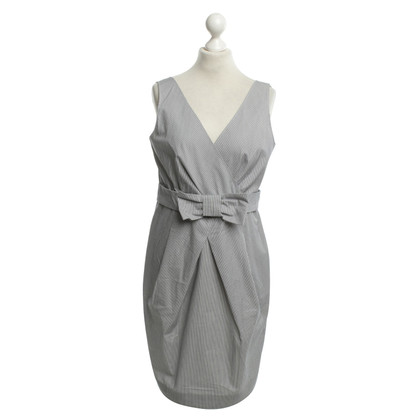 Moschino Cheap and Chic Kleid mit Streifenmuster