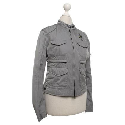 Blauer USA Jacket in Gray