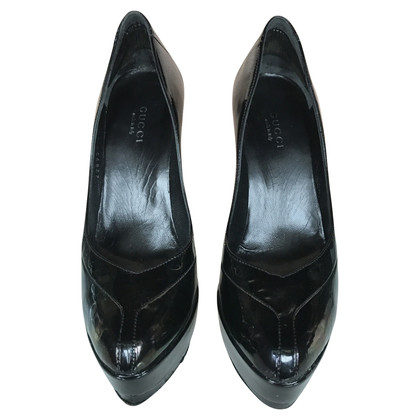 Gucci plateau pumps