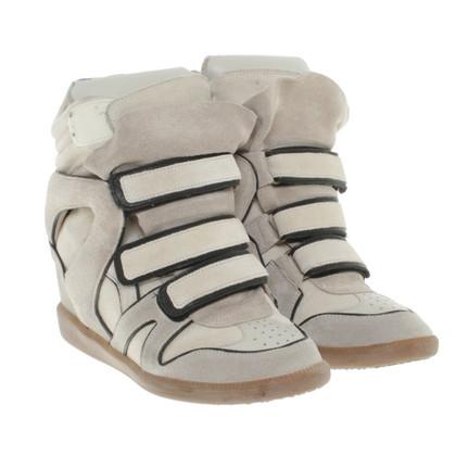 Isabel Marant Sneaker in Beige