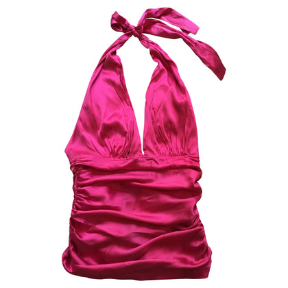 D&G Top in Fuchsia