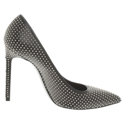 Saint Laurent pumps with rivet trim