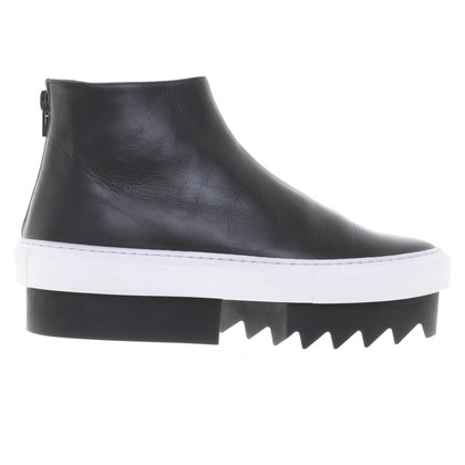 Givenchy Boots in zwart / White