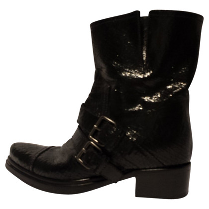 Miu Miu Boots with buckles