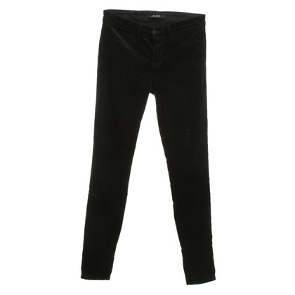 J Brand Velvet Pants in Black