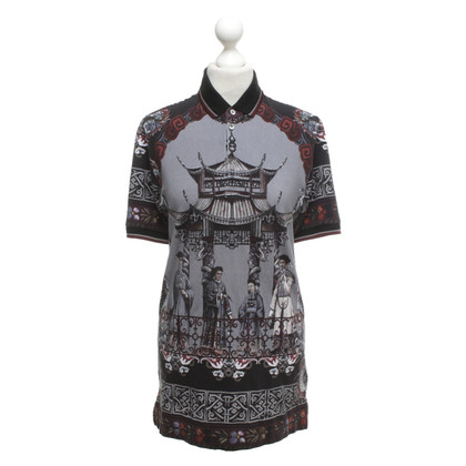 Dolce & Gabbana Polo shirt with pattern