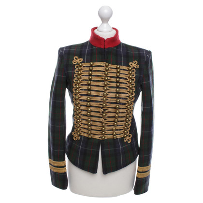 Ralph Lauren Short jacket with gold-colored trimmings