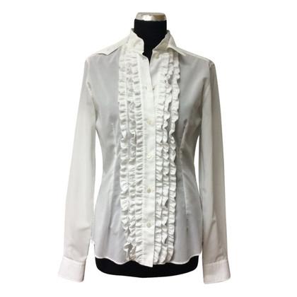 Dolce & Gabbana Ruffle blouse
