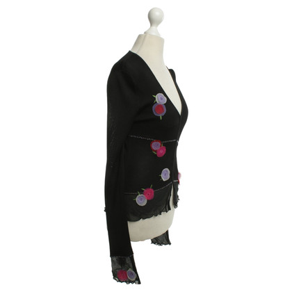 Karen Millen Cardigan with embroidery