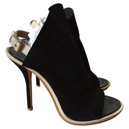 Balenciaga Sandals Balenciaga Black T.38
