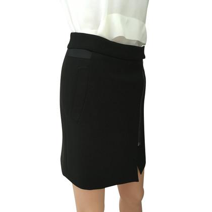 Comptoir des Cotonniers black skirt