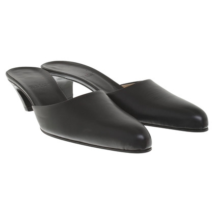 Bally Mules in black