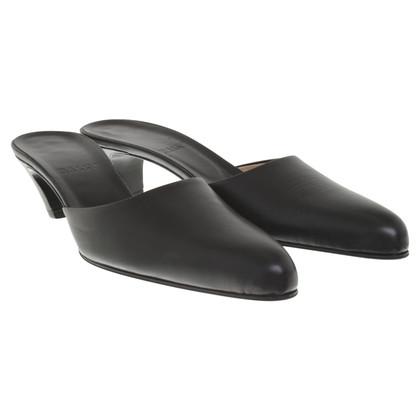 Bally Mules in zwart