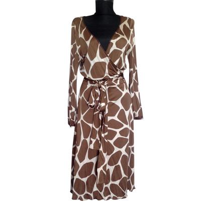Moschino Cheap and Chic wrap dress