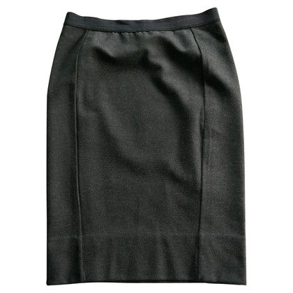 By Malene Birger skirt in dark gray