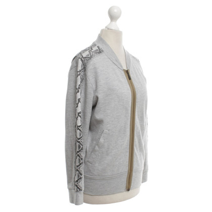 Just Cavalli Sweatpullover in Gray