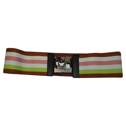 Missoni Elastic belt