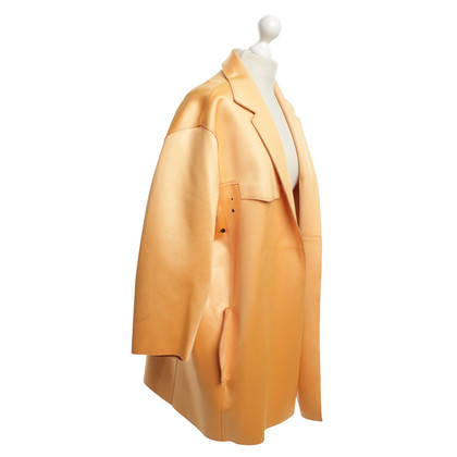 Jean Paul Gaultier Cappotto a Orange