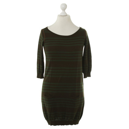 Max & Co Sweater dress in green