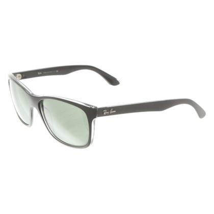 Ray Ban Sonnenbrille in Schwarz