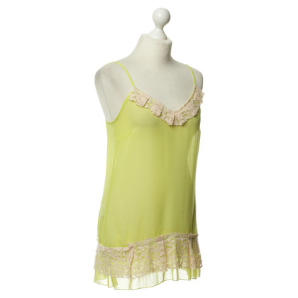 Pinko Top in verde