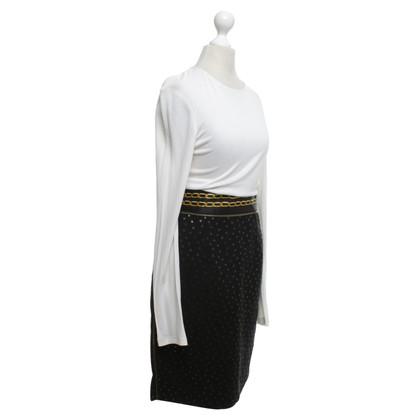 Roberto Cavalli Dress in patchwork look