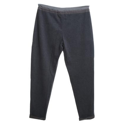Fabiana Filippi trousers in grey