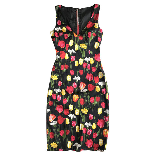a0adacf7 Dolce & Gabbana Dress Silk - Second Hand Dolce & Gabbana Dress Silk ...