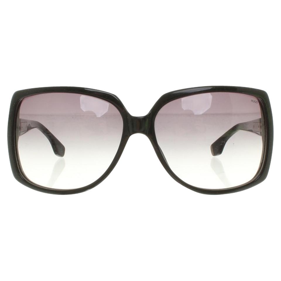 Schoudertassen Boss : Hugo boss zonnebril in zwart koop tweedehands