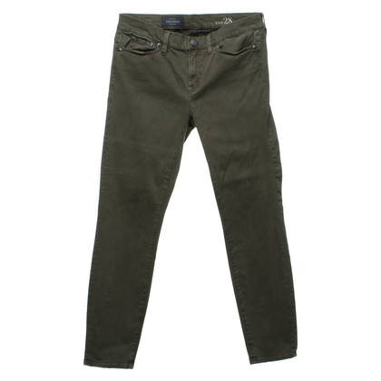 J. Crew Jeans in used-look