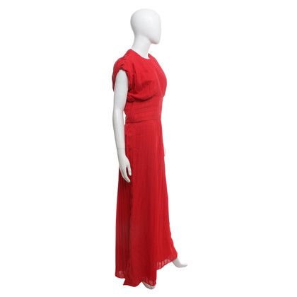 Vionnet Dress with pleats