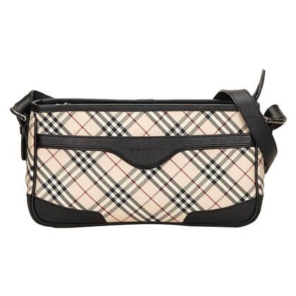 Burberry Burberry plaid Jacquard Shoulder bag