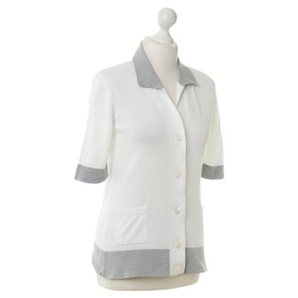 Fabiana Filippi Knitted shirt with Polo collar