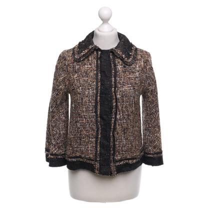 Dolce & Gabbana Bouclé jacket in multicolor