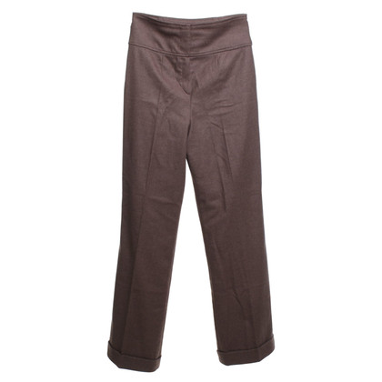 Escada Pantalon en Brown