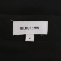 Helmut Lang Minirokken in zwart