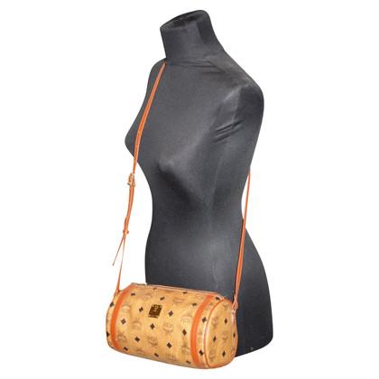 MCM Shoulder bag in the form of bowling