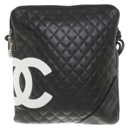 "Chanel ""Ligne Cambon Messenger Bag"""