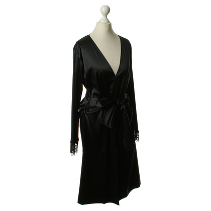La Perla Dressing gown in black