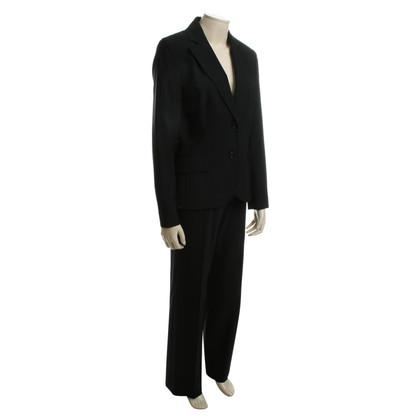 Hugo Boss Gewoon pak in zwart