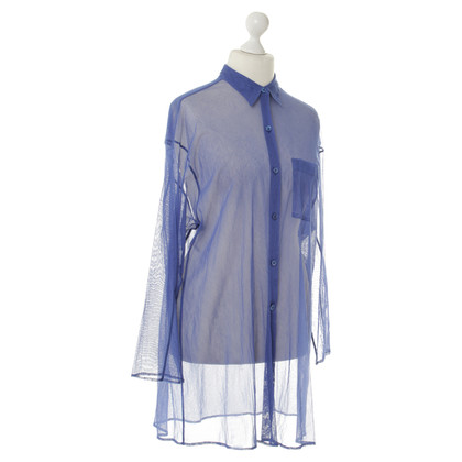 Kenzo Long blouse in blue