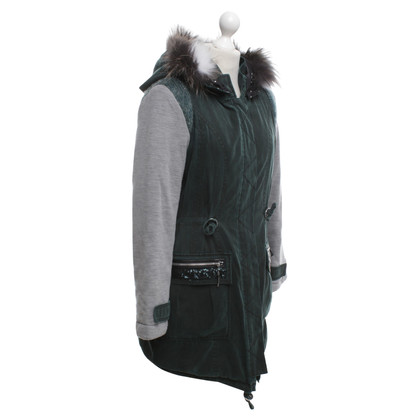 Other Designer Sportalm Kitzbühel - coat with fur