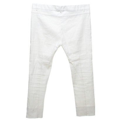 Acne Pantaloni in crema