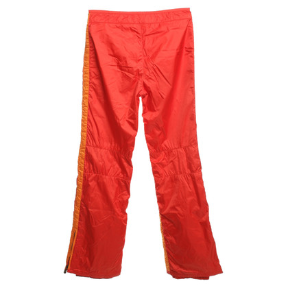 Jet Set Skihose in Orange