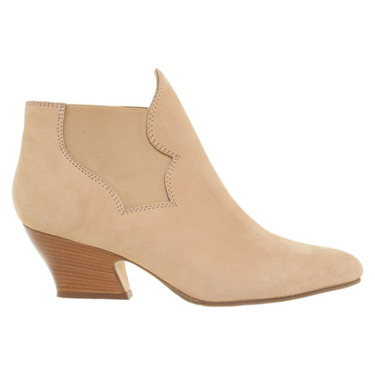 Acne Suede ankle boots