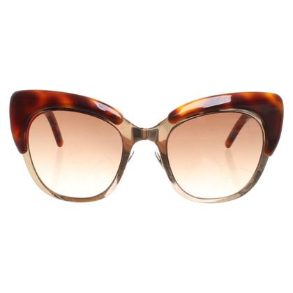 Pomellato Occhiali da sole tartarugati